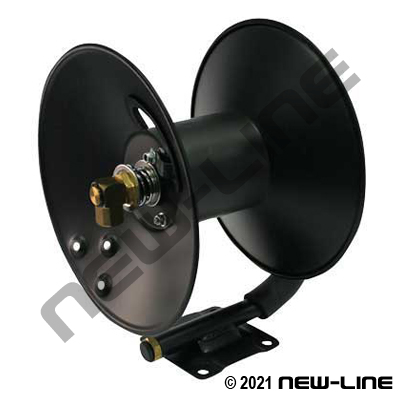 Manual Rewind Air Hose Reel
