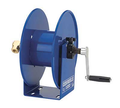 Coxreels Medium Duty Hand Crank Rewind Hose Reel