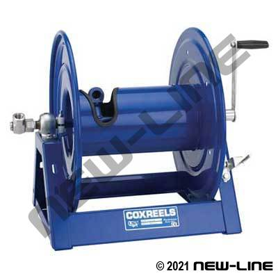 Coxreels Pure Flow Hand Crank Reel 6000 PSI
