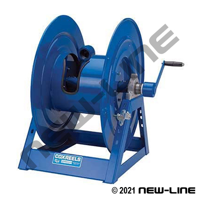 Coxreels 1185 HD - Geared Hand Crank Rewind