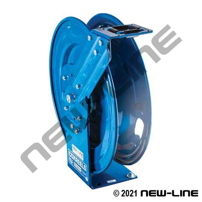 Coxreels Performance/Medium Duty Spring Rewind Hose Reels