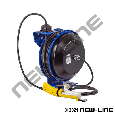 Coxreels Power Cord - Fluorescent Angle Light