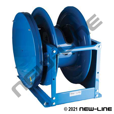 Coxreels HD Service Vehicle Truck Mount Spring Rewind Reels