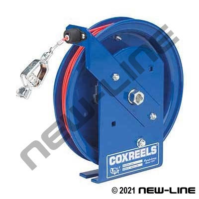 Coxreels Static Discharge Cable Reel - Standard Rewind
