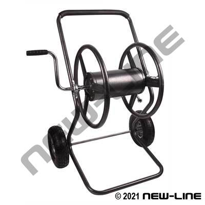 Medium Duty 2 Wheel Hose Reel Cart