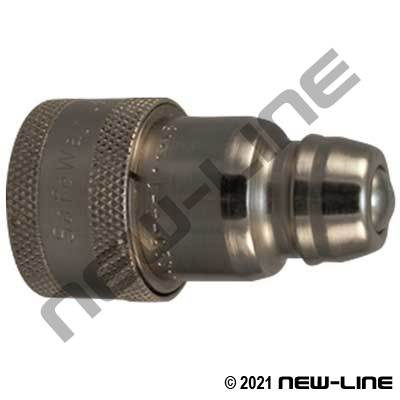 Conversion ISO5675 Coupler X John Deere (Old Style) Nipple
