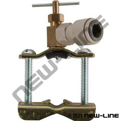 Push-In Self Tapping Valve