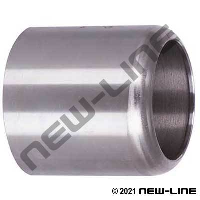 304 Stainless Sanitary Internal Expansion Ferrule