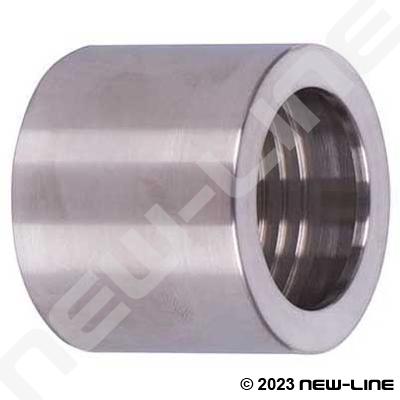 304 Stainless Steel Interlock Sanitary Crimp Ferrule