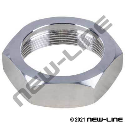 304 Stainless Steel Acme Thread Hex Nut Only