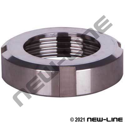 304SS DIN Threaded Hex Nut Only