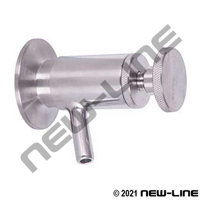 Stainless Sampling Plug/Tap/Valve