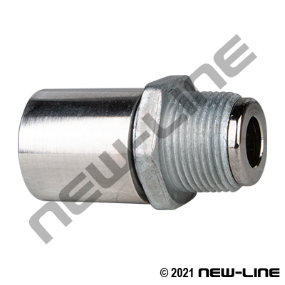 Fuelgrip Live Swivel Stem & Ferrule-NPT
