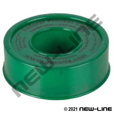 Gasoila HD Green PTFE Tape (Oxygen)