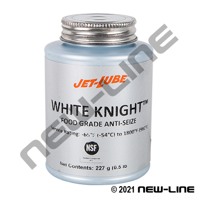 Jet-Lube Food Grade Anti-Seize with brush