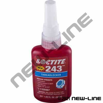 Loctite 243 Blue Threadlocker