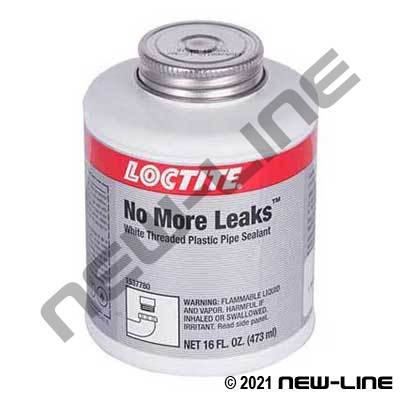 "Loctite ""No More Leaks"" Sealant for Plastic Threads"