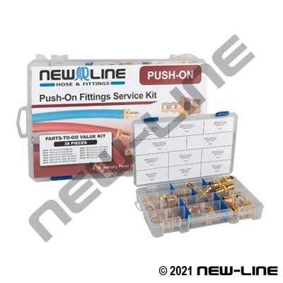 Push-On Fitting Service Kit