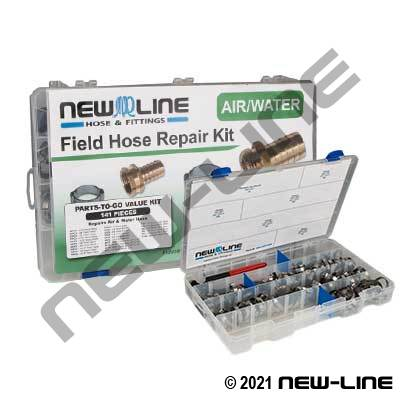Air/Water Hose Field Repair Kit