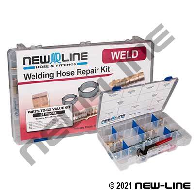 Welding Hose Repair Kit