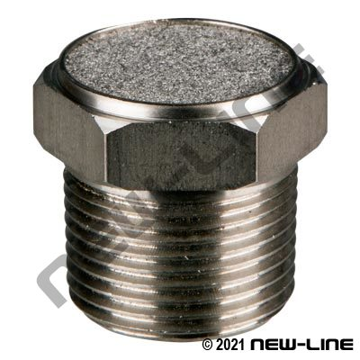 Npt Stainless Steel Breather Vent