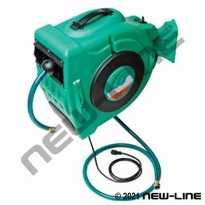 Heated Garden Hose Reel