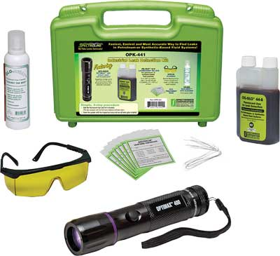 Leak Detection Kits for OIL Based Systems