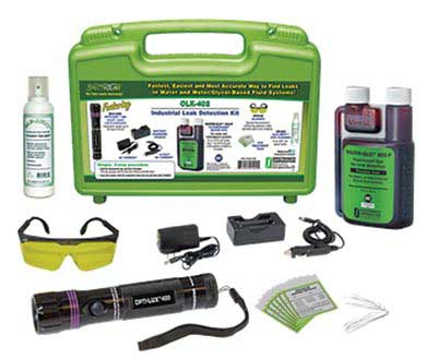 Leak Detection Kits for WATER Based Systems