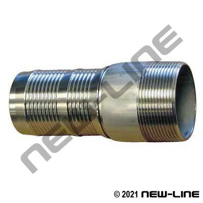 Crimp-Tech Stainless NPT Hose Stem