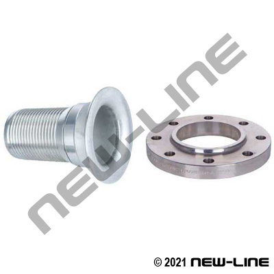 Crimp-Tech Stainless 150# Floating Flange