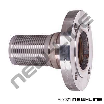 Crimp-Tech Stainless 150# Fixed Flange