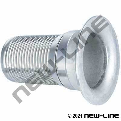 Crimp-Tech Stainless Turn Back Nipple