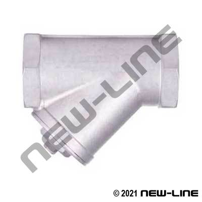 316 Stainless Steel Y Strainer