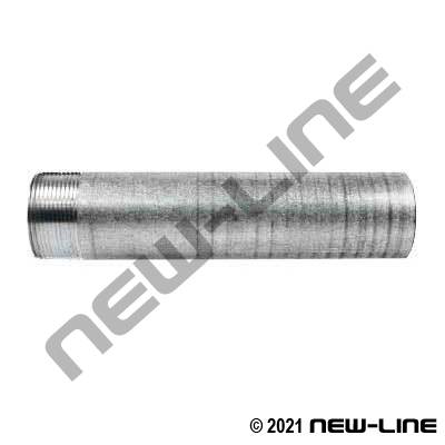 Replacement Aluminum Spout For Bulk Nozzle
