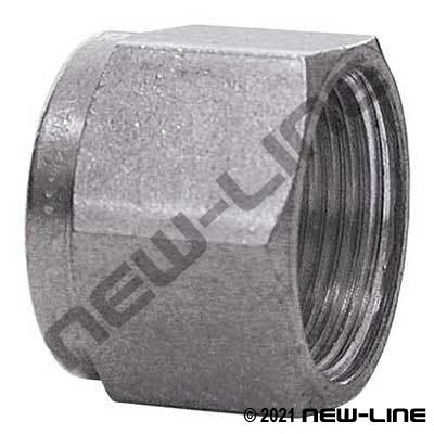 Stainless Flareless Tube Cap Nut