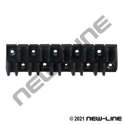 Tube Channel / Rack Dual Row / Stacked 10 Slots