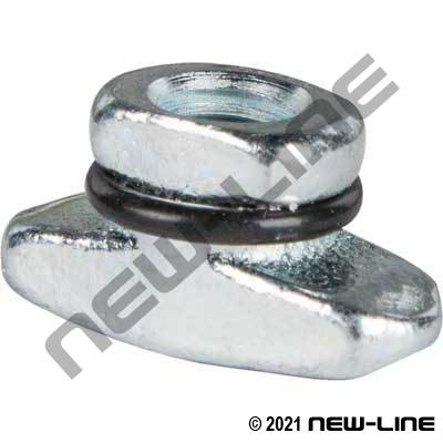 Twin Series Rail Nut - Light Series