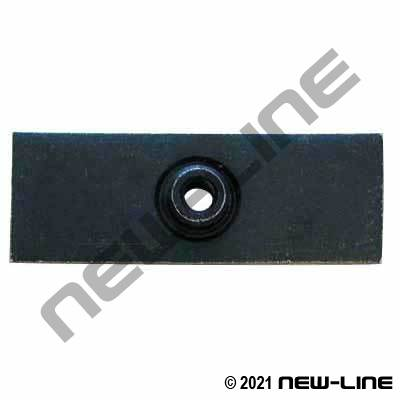 Light/Standard Twin Series Plain Steel Weld Plate