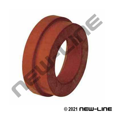 Brick Red Oil Proof Universal Gasket