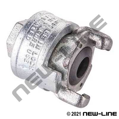 Female NPT Universalock Safety Coupling