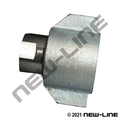 VFF-HD Steel 5000# HD ACME Wing Coupler x Female NPT