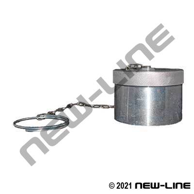 VFF-HD Aluminum Dust Cap For Wing Nipple