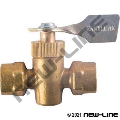 Female NPT x Female NPT Premium Ground Plug Valve