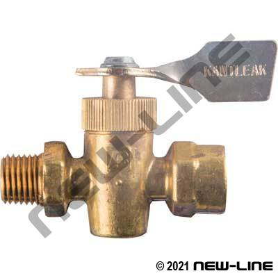 Female NPT x Male NPT Premium Ground Plug Valve