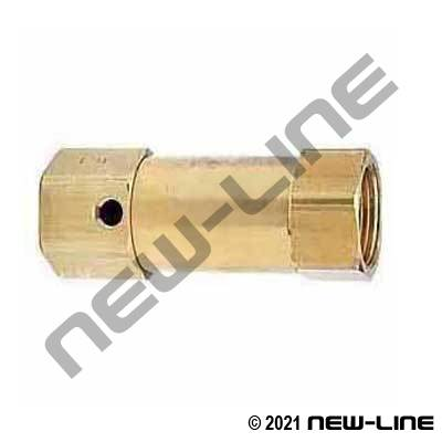 Compressor In-Line Air Receiver Check Valve