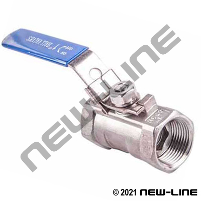 Stainless Standard Port Ball Valve