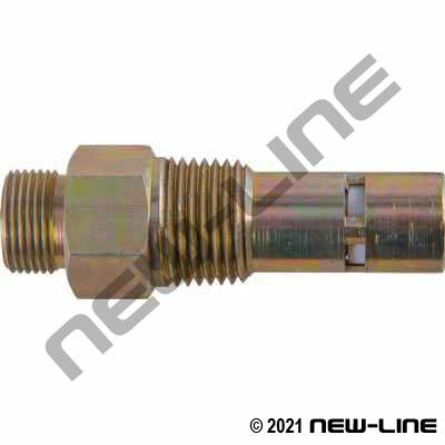 Male NPT x Tube - In-Tank Check Valve
