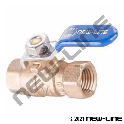 Brass Standard Port Ball Valve
