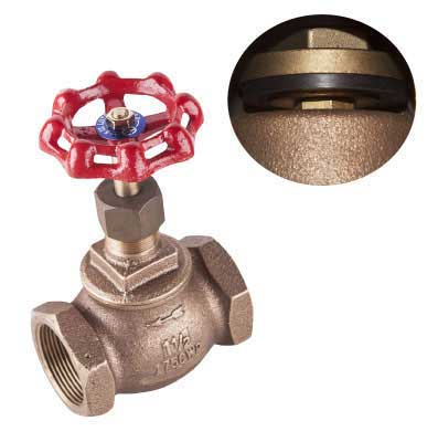NPT Bronze Globe Valve with EPDM Disc