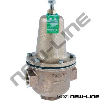 Watts LF223 High Capacity Water Pressure Reducing Valve